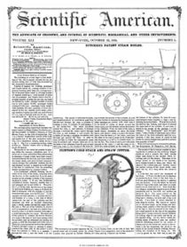 Scientific American Volume 11, Issue 5
