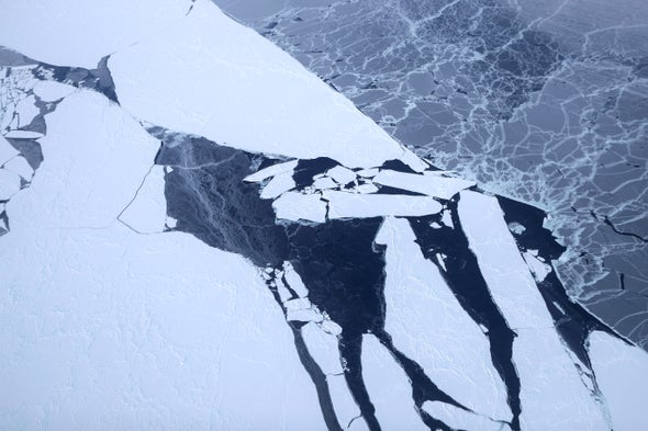Coastal Arctic Sea Ice Is Thinning Faster Than Previously Thought
