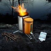 Portable Camping Stove/Device Charger: