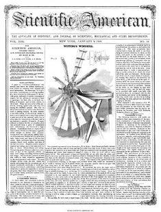 Scientific American Volume 13, Issue 18