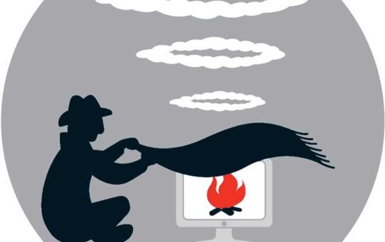 A Computer's Heat Could Divulge Top Secrets