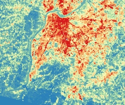 """""""Heat Islands"""" Cook U.S. Cities Faster Than Ever"""
