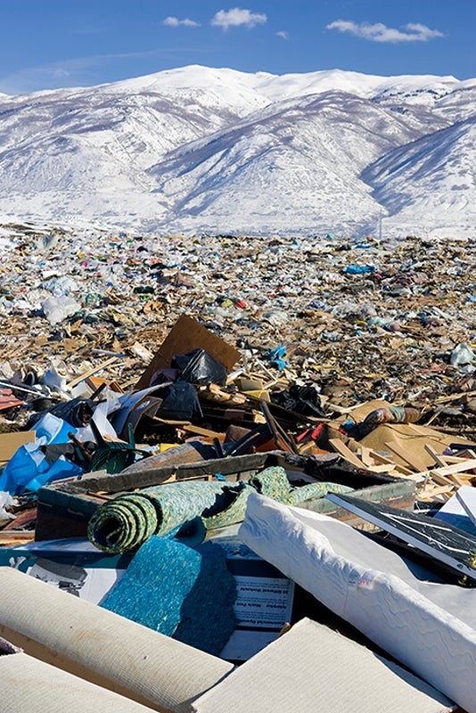 EPA May Underestimate Landfill Methane