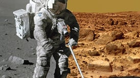 Space Geology: From the Moon to Mars