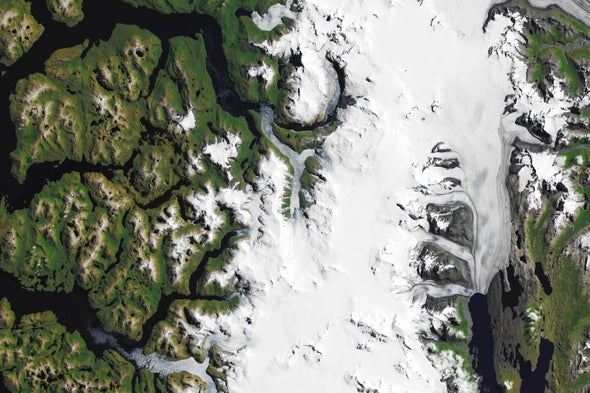 Glaciers in the Americas Are Melting Faster