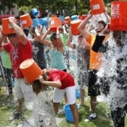 Ice Bucket Challenge Credited with ALS Breakthrough