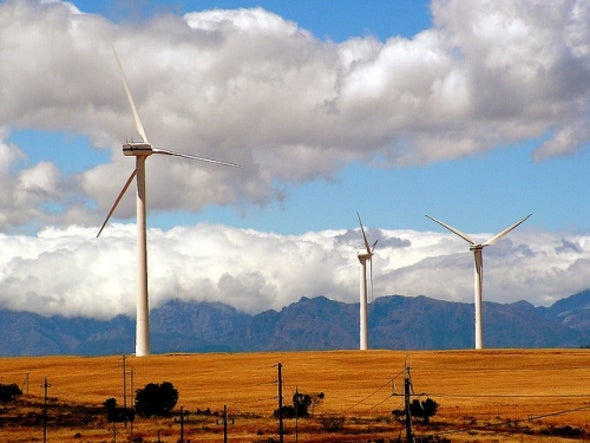 Renewables Are as Green as You'd Expect