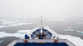 Amid Ice Melt, New Shipping Lanes Are Drawn Up off Alaska