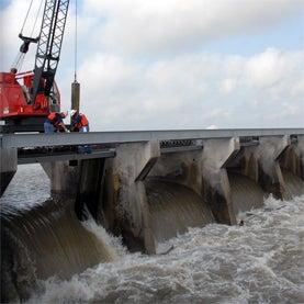flood, levee,spillway