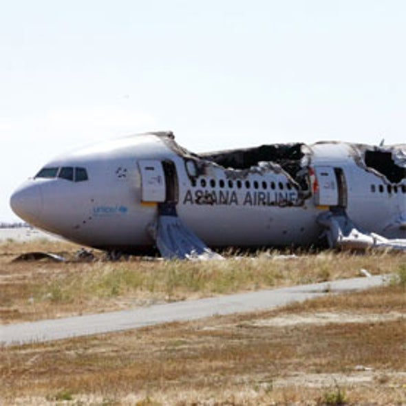 Asiana Airlines Investigation Sets Its Sights on Safety Equipment, Pilot Behavior