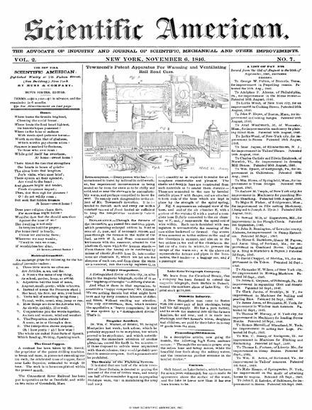 November 06, 1846