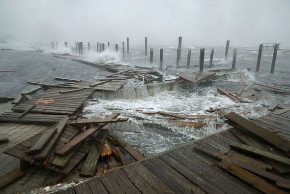 Navy Leaders Need to Better Prepare for Climate Change, Experts Say