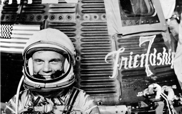 Godspeed, John Glenn--the Quintessential Astronaut