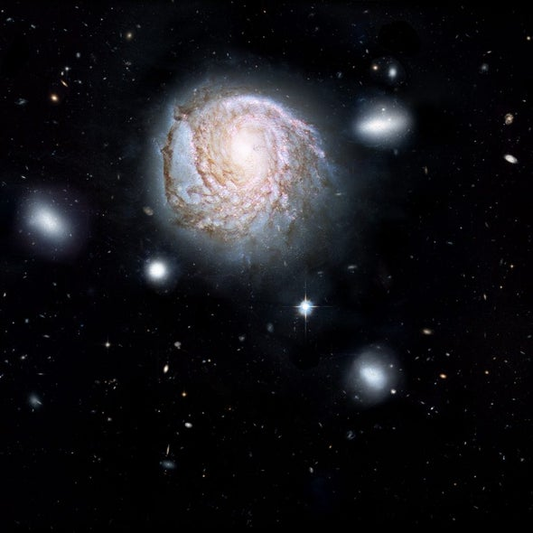 Galactic Murder Mystery Solved by Gas Stripping