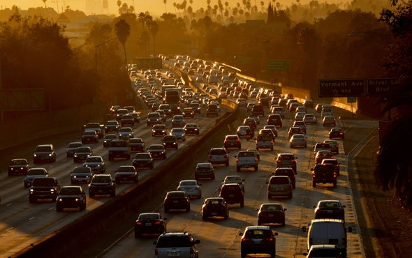 EPA to Roll Back Car-Efficiency Rules, Despite Science That Supports Them