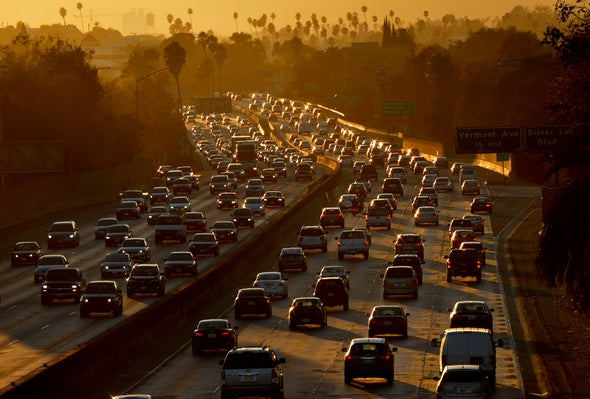EPA to Roll Back Car-Efficiency Rules, Despite Science That