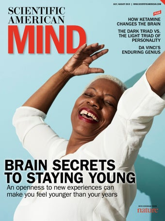 Scientific American Mind, Volume 30, Issue 4
