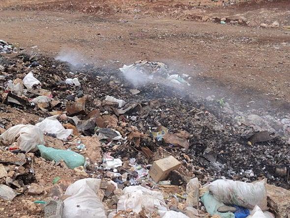 Burning Trash Bad for Humans and Global Warming