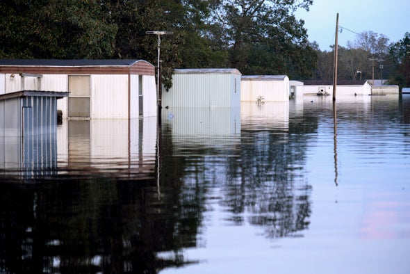 Poor Homeowners Will Pay Less after Flood Insurance Overhaul
