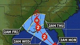 Isaac to Turn into Hurricane, Threatens New Orleans