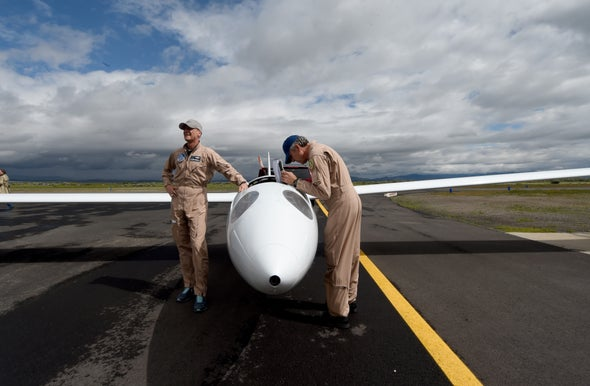 Glider Aims to Break World Record--and Boost Climate Science