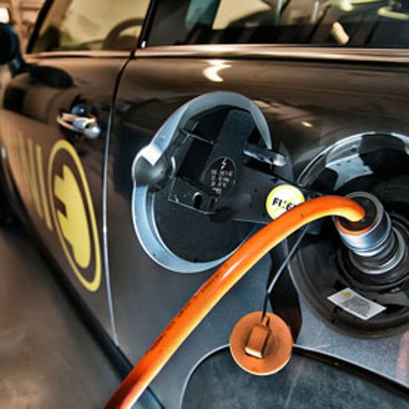 How to Sell Power from Electric Cars Back to the Grid