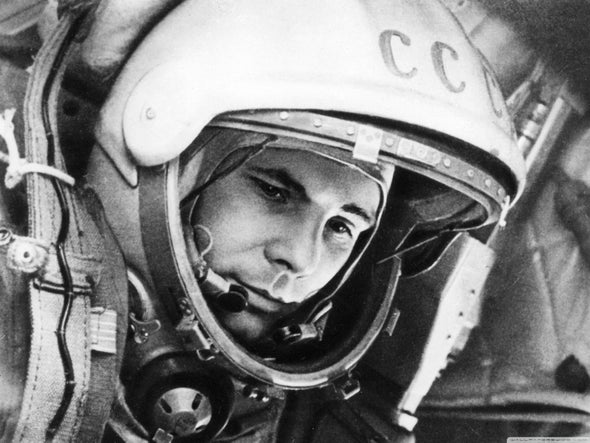 Details in Death of Yuri Gagarin, First Man in Space, Revealed 45 Years Later