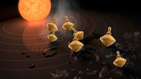 Tilted Exoplanets May Explain Decade-Old Astronomical Mystery