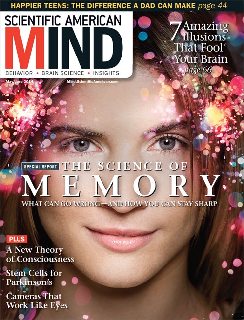 Scientific American Mind Volume 25, Issue 3