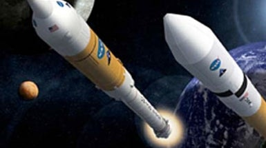 Future of the U.S. Space Program in Obama's Hands