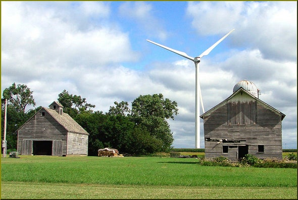 Farmers Find New Cash Crop: Renewable Energy