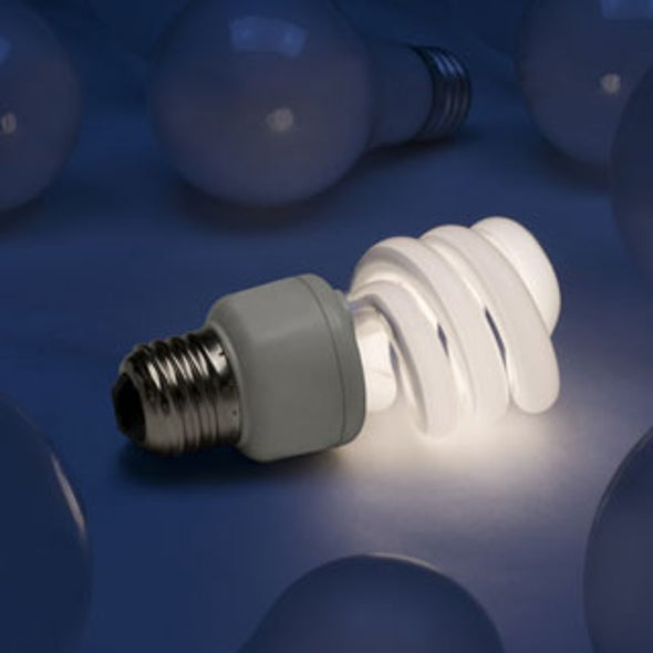 Does Turning Fluorescent Lights Off Use More Energy Than Leaving ...
