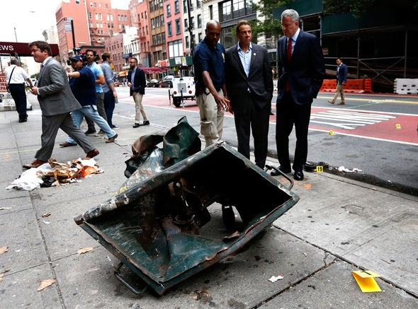 Chemicals Could Be Key in Investigating the New York and New Jersey Bombings
