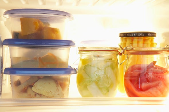 Leftovers Are a Food-Waste Problem