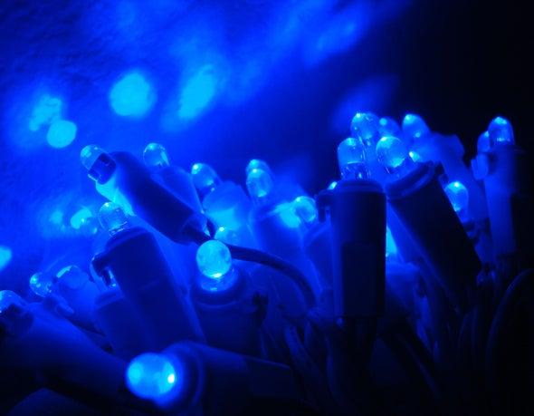 Physics Nobel Honors Energy-Saving Lightbulbs