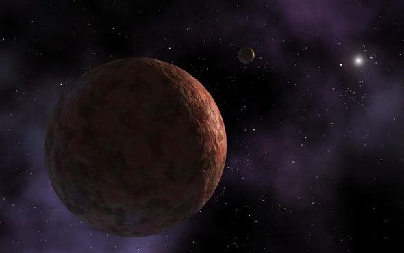 Did a Stellar Intruder Deform Our Outer Solar System?