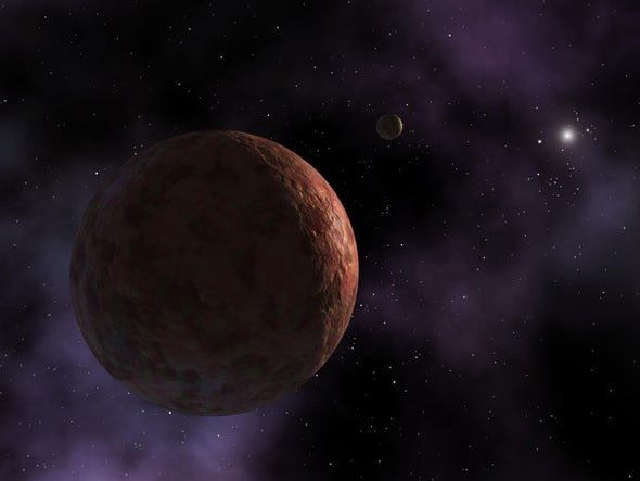 Did a Stellar Intruder Deform Our Outer Solar System?