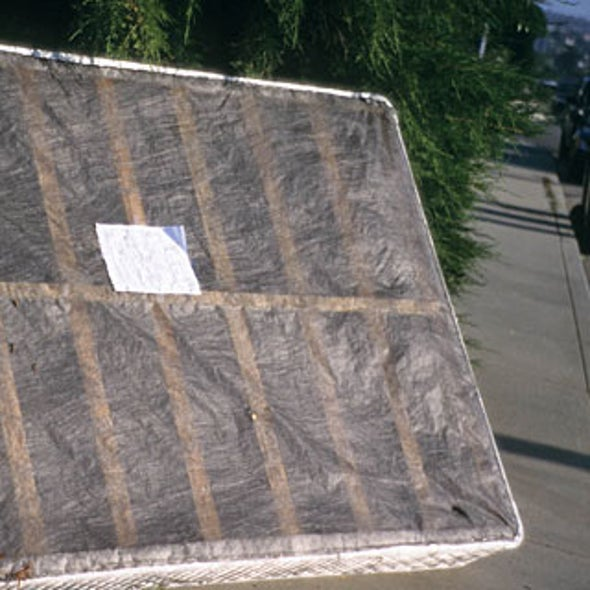 How Old Mattresses Can Be Recycled