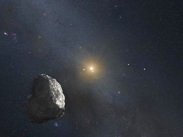 Astronomers Find the Farthest-Out Solar System Object Ever Seen