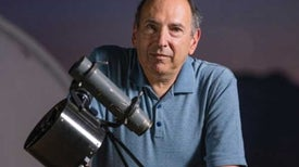 David H. Levy Reflects on Life as a Comet Hunter