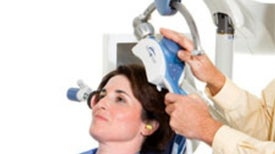 Attractive Therapy: Magnetic Brain Stimulation Gaining Favor as Treatment for Depression