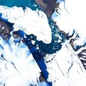 Petermann Calving, August 16 2010 (after NASA),