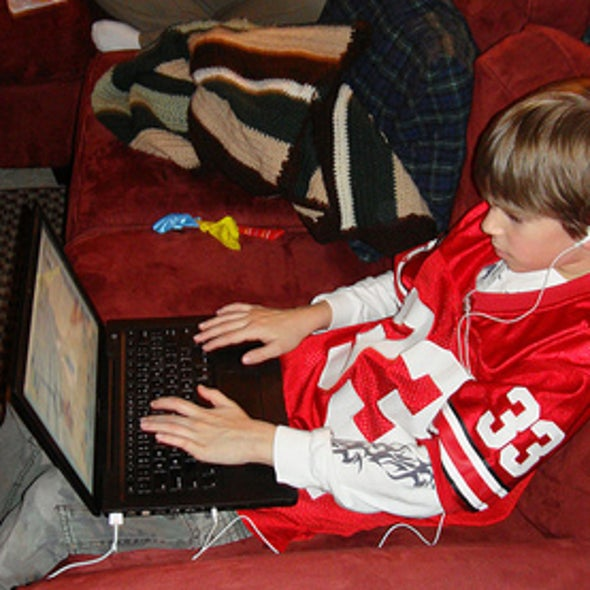High Wired: Does Addictive Internet Use Restructure the Brain?