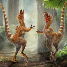 Colorizing Dinosaurs: Feather Pigments Reveal Appearance of Extinct Animals