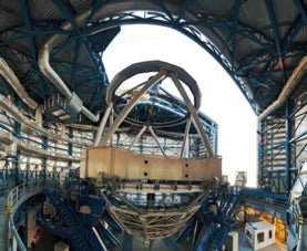 Very Large Telescope in northern Chile