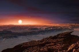 Did We Receive a Message from a Planet Orbiting the Nearest Star?