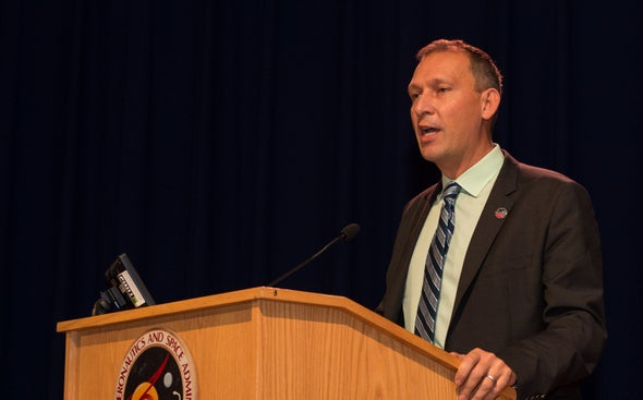 """NASA Science Chief: """"I Have No Worries about the Resilience of This Country"""""""