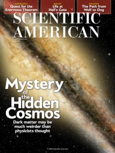 Scientific American Volume 313, Issue 1