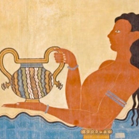 Minoan Civilization Originated in Europe, Not Egypt
