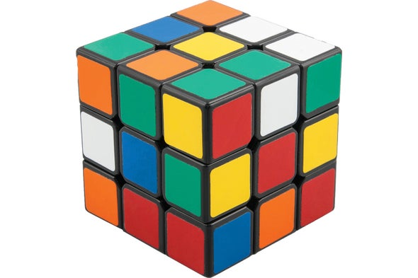 Inside the World of Competitive Rubik's Cube Solving